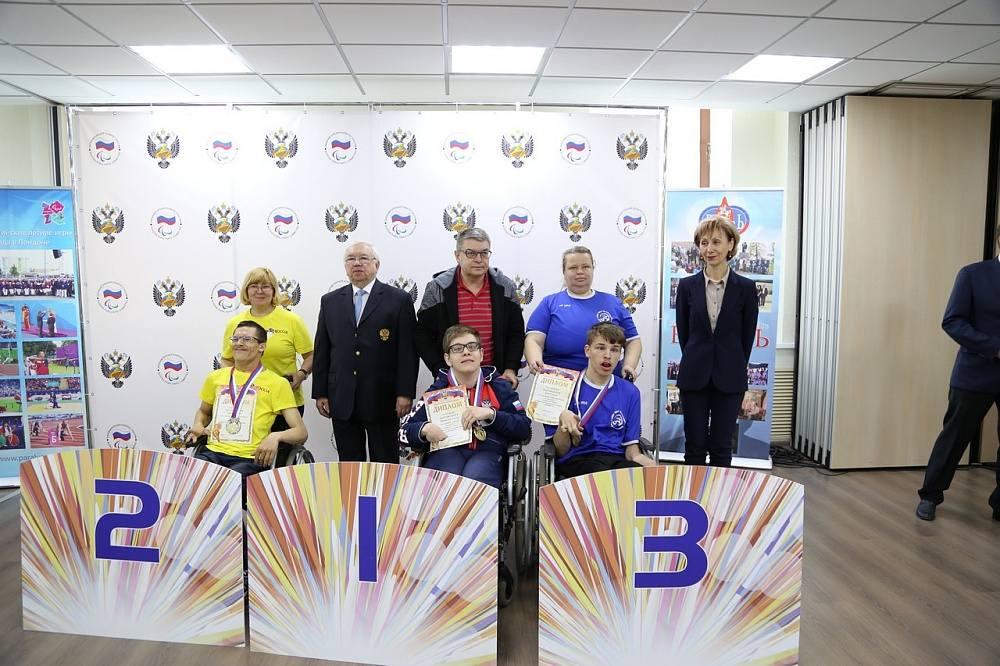 VIII Традиционный фестиваль паралимпийского спорта «ПАРАФЕСТ» в г. Москва