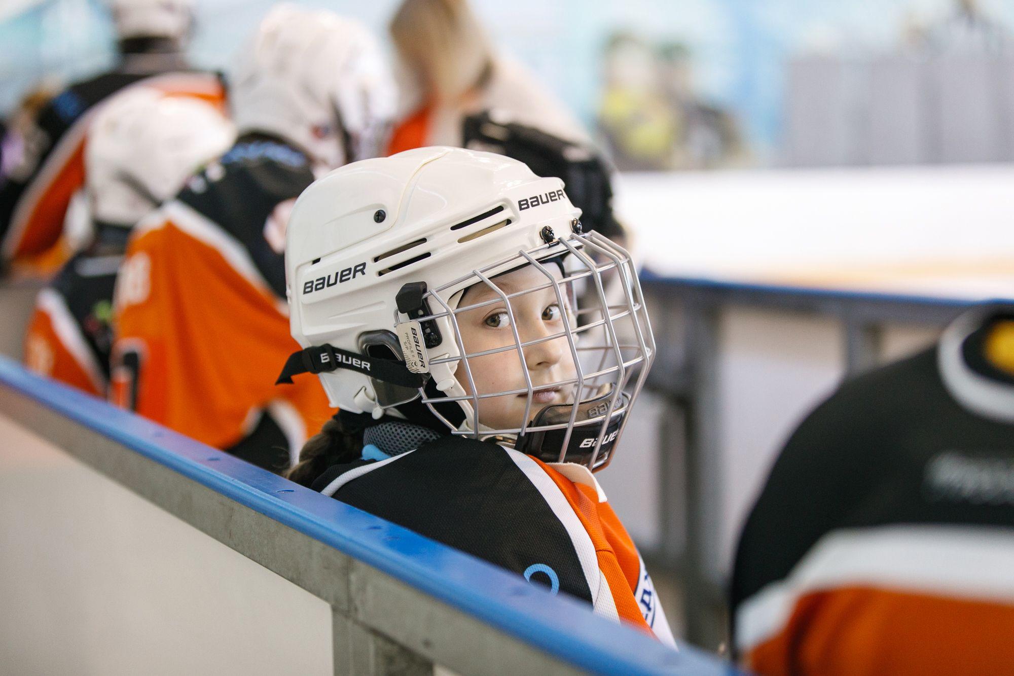 Мир хоккея для особенных детей
