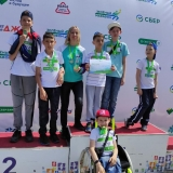 ДХК «Юман» принял участие в «Зеленом марафоне»