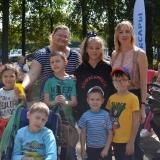 Праздник для особенных деток в День города Чебоксары.