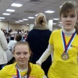 Участники из Чувашии привезли  со Всероссийской спартакиады 5 медалей