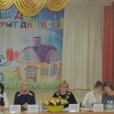 Круглый стол на тему «Реабилитация и социализация ребенка с ограниченными возможностями здоровья через творчество»