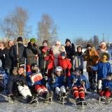 Турнир по хоккею «Горячий лед»