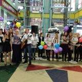 Прошла очередная благотворительная акция помощи Прокопьевой Арине