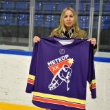 Силами благотворительного фонда «Это чудо» в Чувашии открыта команда по специальному хоккею «Метеор»