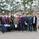 В рамках программы «Поколение выбор» посетили поисково-спасательную станцию