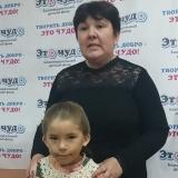 Помощь пришла вовремя — Сашенька Журавлева получила корсет