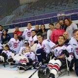Мастер-класс от «Чайки» или хоккей без границ!