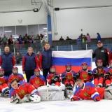 Чемпионы наших сердец! Серебро Сборной России по следж-хоккею в международном турнире!