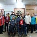 Мастер-классы, стартовавшие в рамках проекта благотворительного фонда «Это чудо», развитие паралимпийского вида спорта — «Мега бочча», продолжаются