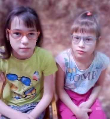 Фурмановы Ольга и Ирина