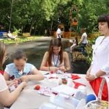 Мастер-класс «Птица надежды» в парке «Лакреевский лес»