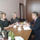 Встреча единомышленников по развитию адаптивного спорта в Чувашии.