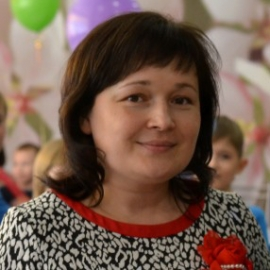 Мартынова Лариса Рафаиловна