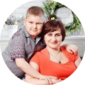 Мама Кирилла, Киров