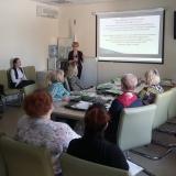Марафон презентаций проекта «Наставничество» в Сбербанке