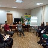 Первая группа наставников в Чебоксарах приступила к обучению