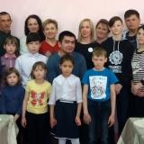 Практическое занятие с детьми в Шумерлинском центре