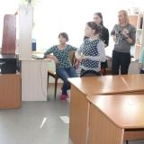 Практическое занятие Наставников в Чебоксарском центре для детей-сирот