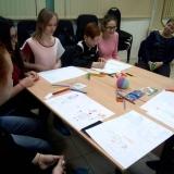 Встреча наставников и подопечных в «Центр социально-психологической помощи», в студии «Созвучие»