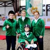 ХХII Всероссийский фестиваль по конному спорту для детей с ограниченными возможностями здоровья «Золотая Осень»
