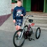 Велотренажер для Егорова Кирилла из г. Чебоксары