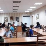 Практикум в Нововятском интернате